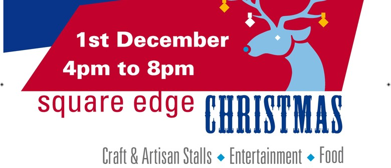 Square Edge Christmas Market