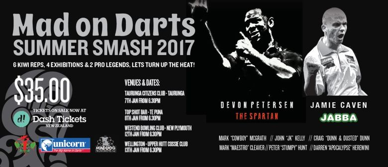 Mad On Darts Summer Smash 2017