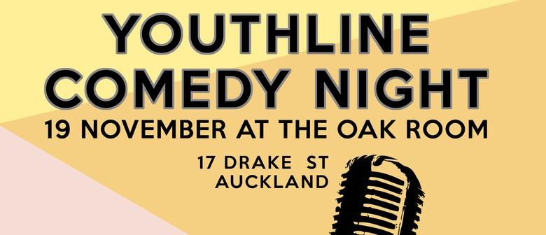 Youthline Comedy Night