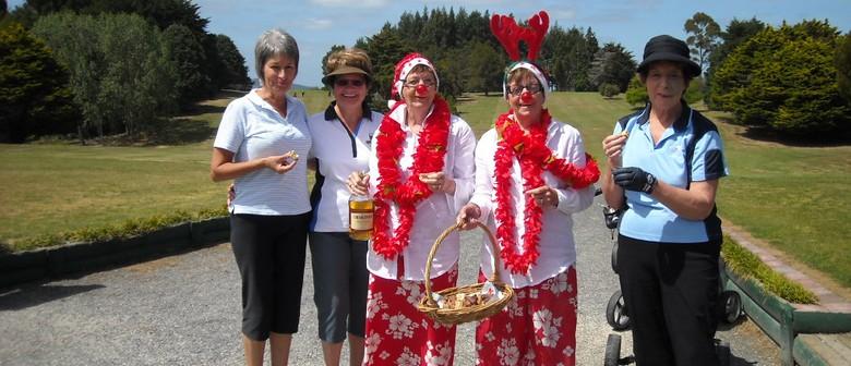 Women's 9 Hole Christmas Tournament