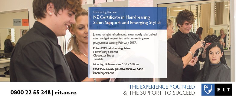 New Hairdressing Programmes Event