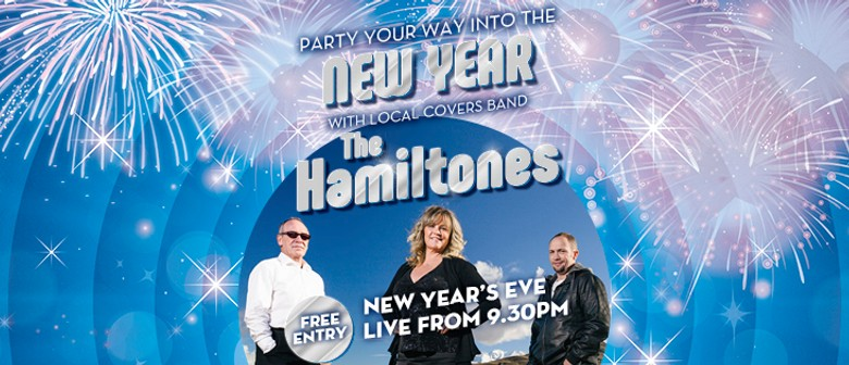 New Years with The Hamiltones