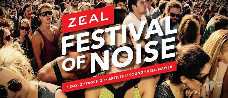 ★ Zeal Festival of Noise - Napier ★