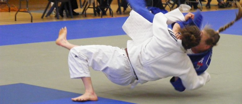 Central Districts Closed Judo Tournament