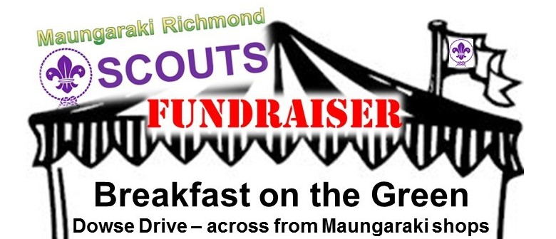 Breakfast On the Green - Maungaraki Scouts Fundraiser