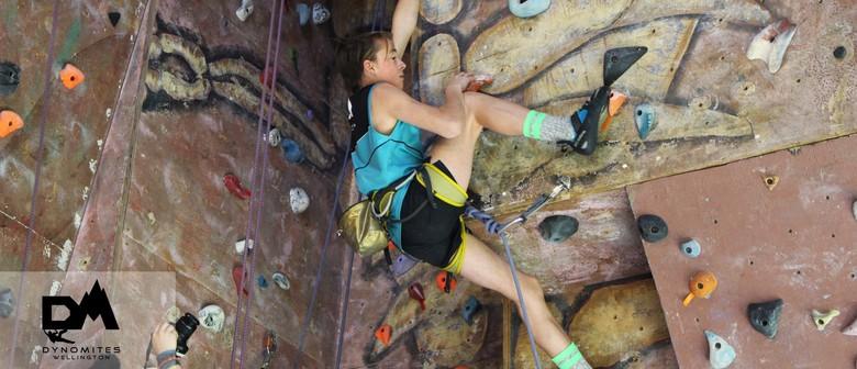 Wellington Regional Climbing Competition 2016