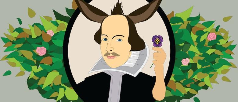 Shakespeare Dreams In the Cross' Garden: Bottoms Up