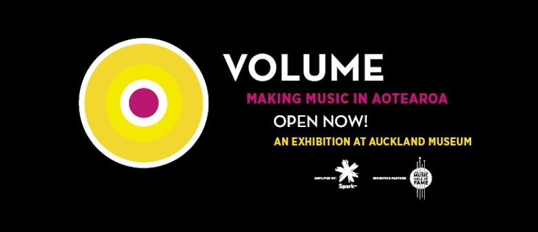 Volume: Making Music In Aotearoa