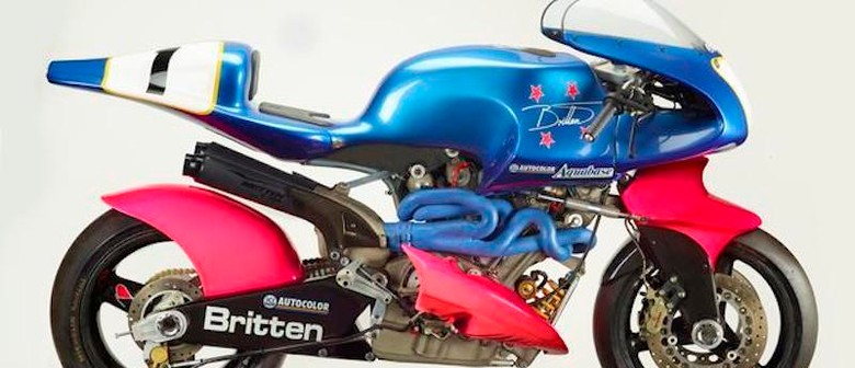 One Man's Dream: The Britten Bike Story