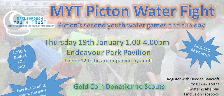 Picton Water Fight