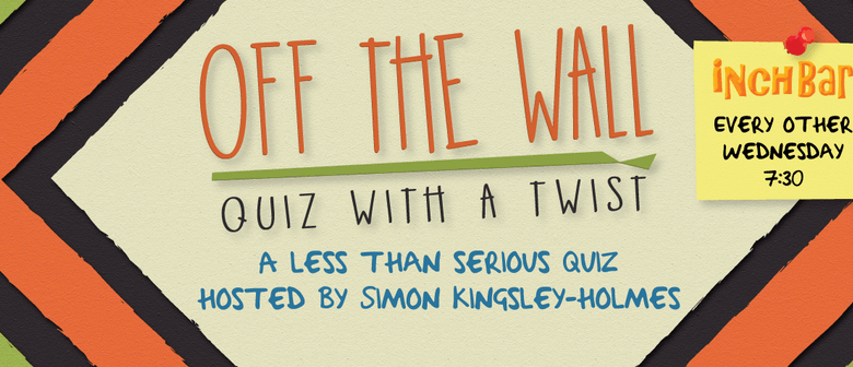 Off the Wall Quiz With a Twist