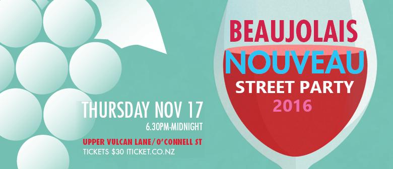 Beaujolais Nouveau Street Party