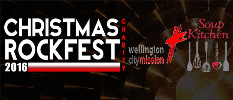 Hutt City Christmas Charity Rockfest