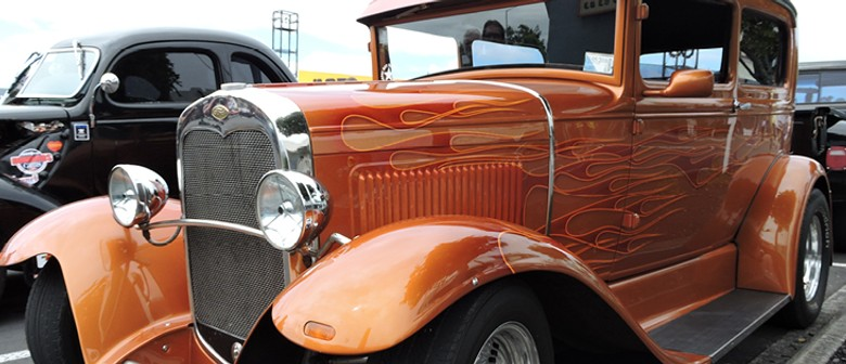 Westgate Hot Rod Show 2016