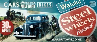 Waiuku Steel 'n' Wheels Festival