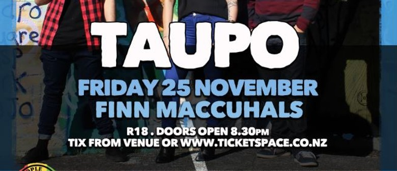 Tomorrow People - Taupo