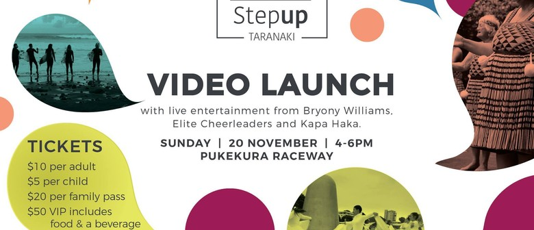 StepUp Video Launch
