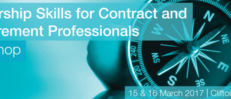 Leadership Skills for Contract and Procurement Professionals