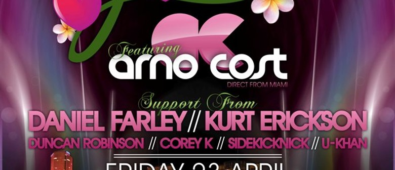 Havannah Club present Miami Love w/ Arno Cost (France)