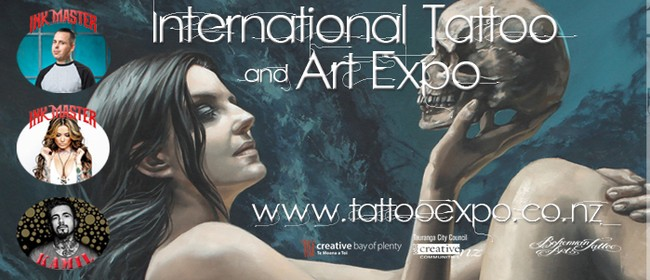 NZ International Tattoo & Art Expo