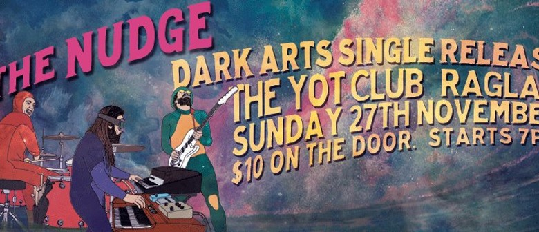 The Nudge - Raglan Sunday Sessions