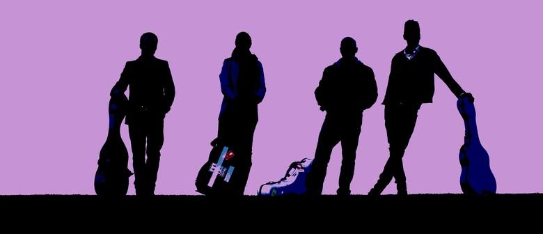 NZ Guitar Quartet Wellington Concert