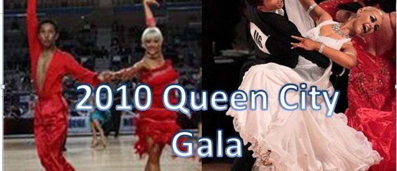 Dancesport Auckland Queen City Gala