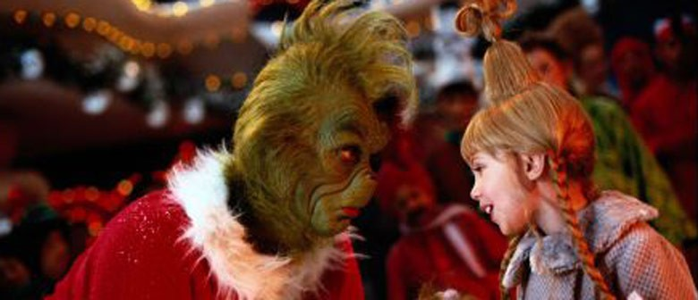 How The Grinch Stole Christmas Movie Characters.Christmas Movie Night How The Grinch Stole Xmas