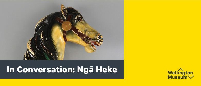 In Conversation: Ngā Heke