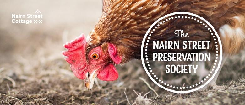 Nairn Street Preservation Society: Chicken Coops
