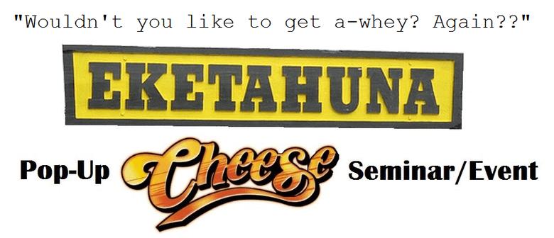 Pop-up Cheese Seminar
