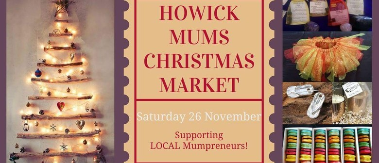 Howick Mums Christmas Market