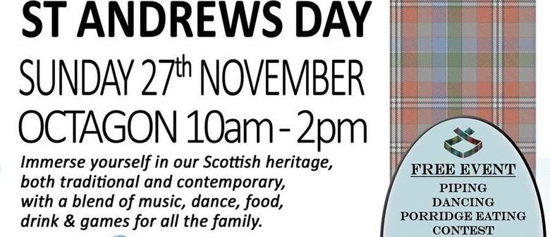 Celebrate St Andrews Day