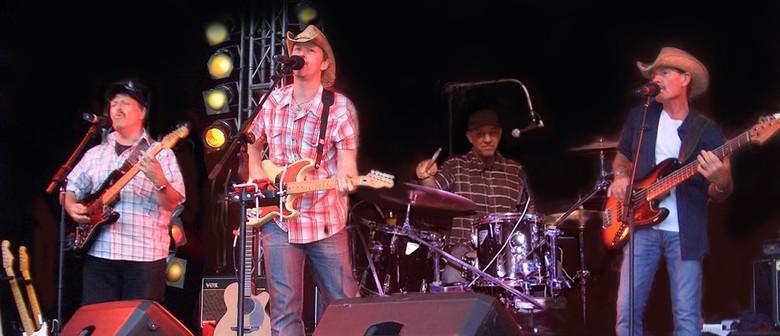 JamesRay and the Geronimo Band