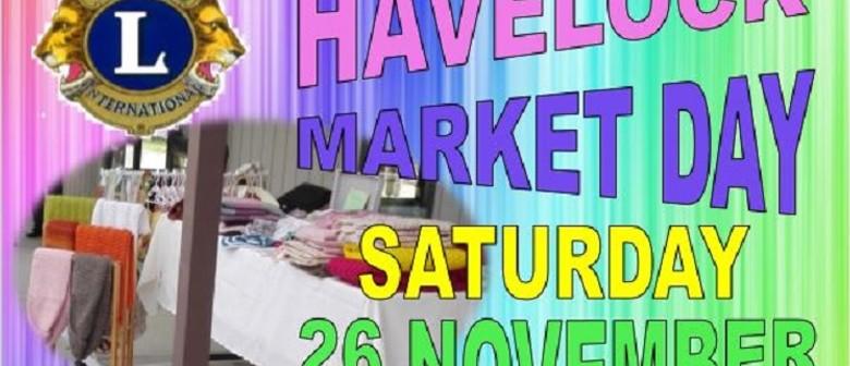 Havelock Lions Market