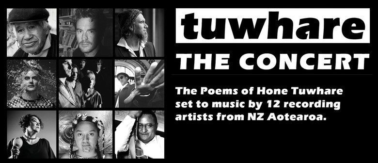 Tuwhare - The Concert