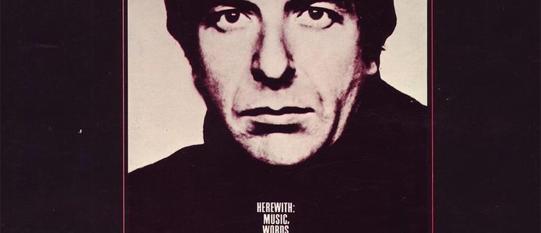 Leonard Cohen - a Tribute Evening