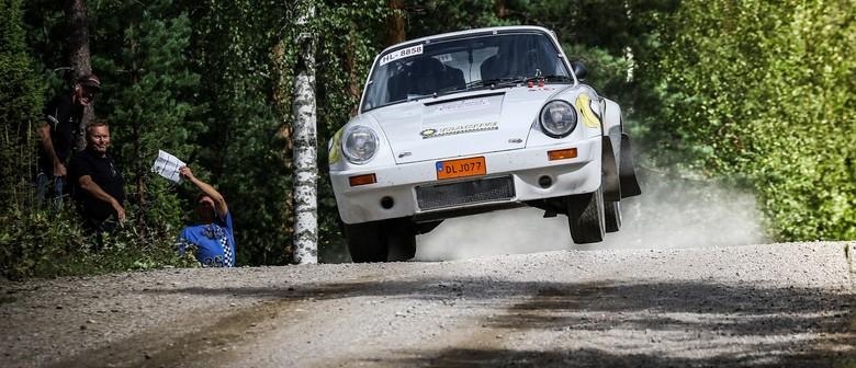 NZ Silver Fern Rally