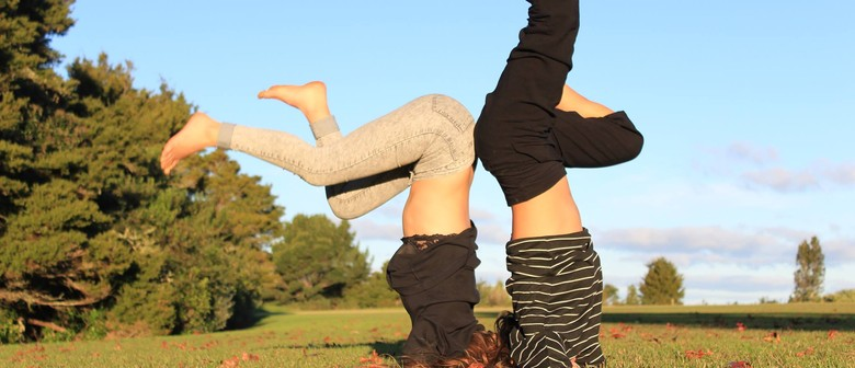 Teen Yoga Classes - Stretch, Breathe, Relax and Have Fun!