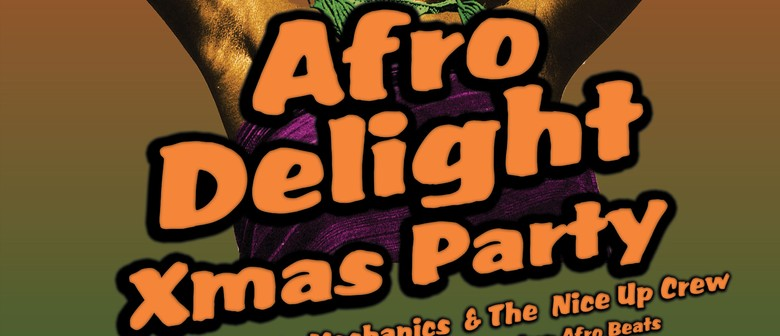 Afro Delight Xmas Party 2016