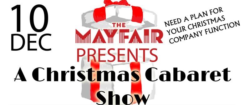 A Christmas Cabaret Show
