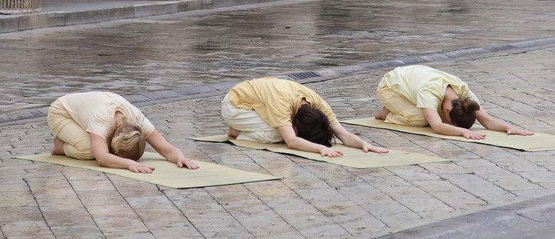 Back & Neck Care Yoga Class