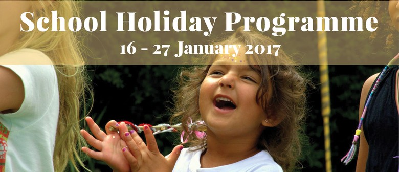 School Holiday Programme - Little Voices