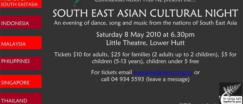 South East Asian Cultural Night