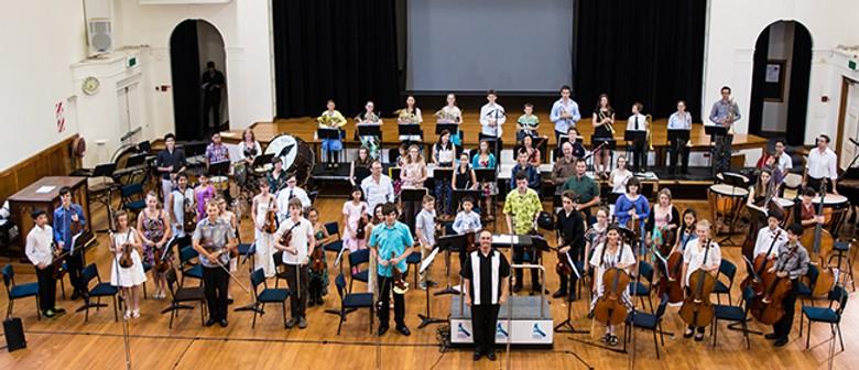 Summer School Finale: Auckland Philharmonia Orchestra