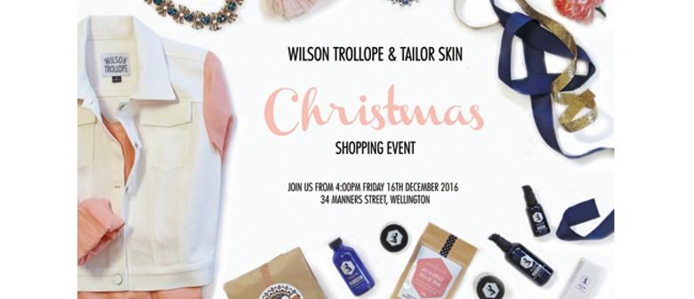 A Wilson Trollope & Tailor Skin Christmas