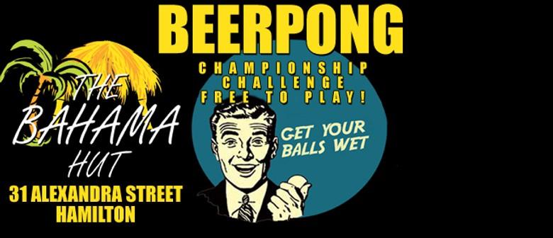 BeerPong League