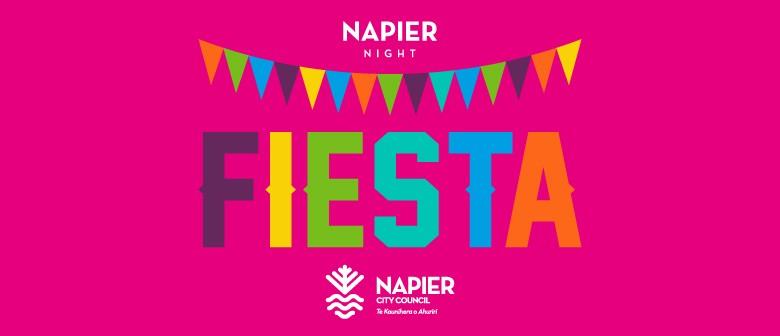 Napier Night Fiesta