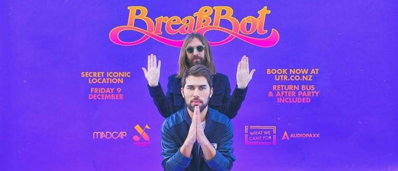 Breakbot (Ed Banger Records, France)