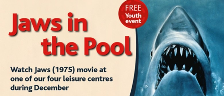 Jaws In the Pools: CANCELLED